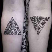 25 beautiful triangle tattoos ideas on pinterest triangle