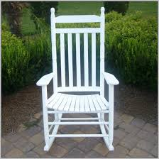 outdoor white wooden rocking chairs chairs home decorating