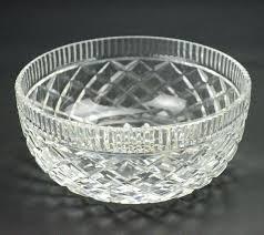 Waterford Crystal 8 Vase Waterford Crystal Bowls Marquis Clear Crystal Waterford Crystal