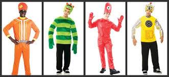 Brobee Halloween Costume Men U0027s Group Costumes Ideas 2012 Halloween Costumes Blog
