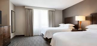 What Hotel Chains Have 2 Bedroom Suites Embassy Suites Lombard Hotel Near Oak Brook Il