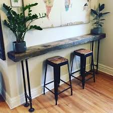 Best  Industrial Bar Tables Ideas On Pinterest Building - Kitchen bar tables