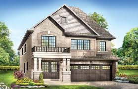 models imagine new townhomes and homes in niagara by empire