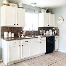 creative ways to paint kitchen cabinets 9 ways to decorate above your kitchen cabinets