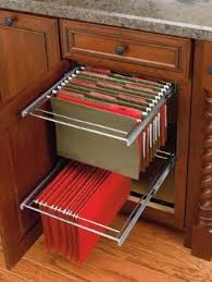 how to organize a file cabinet system amazon com rev a shelf ras fd kit two tier file drawer system