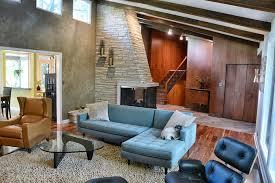 retro living room living room interiors hurst design build remodeling