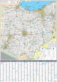 Cities In Ohio Map by Ohio State Maps Usa Maps Of Ohio Oh