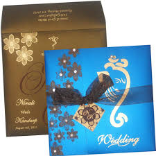 indian wedding cards design stylish design and matching ribbon a fabulous indian wedding card