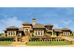 luxury ranch house plans for entertaining mediterranean house plans at eplans floor and home plans
