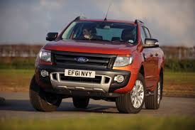 2016 ford ranger wildtrak test drive never says never ford ranger review auto express