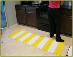 Yellow Kitchen Rug Runner Yellow Kitchen Rugs Washable Home Design Ideas