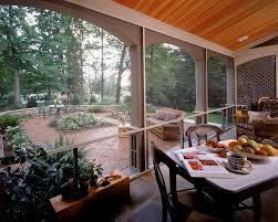sun porch ideas porch traditional with brick paving enclosed porch
