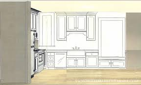 Cabinets For Kitchen Island by Planning Our Diy Kitchen Remodel U2014 Layout And Design