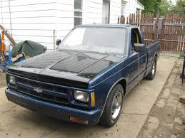 a penquin 1985 chevrolet s10 regular cab u0027s photo gallery at cardomain