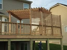 decks chuck u0027s construction