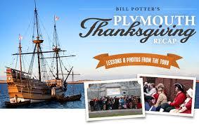 thanksgiving with the pilgrims tour recap landmark events