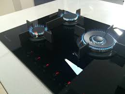 Gas Cooktop 90cm Cooktops Electronic Touch Cooktops Induction Cooktops Kleenmaid