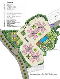 Butterfly Garden Layout by Arrosa At Eleve Tata Housing Synergy Properties