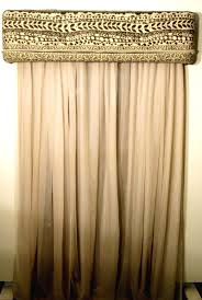 Fabric Covered Wood Valance How To Cover The Top Banana Cornice With Absolutely No Sewing