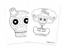Kids Coloring Table Free Coloring Sheets Day Of The Dead Kids Activity Table