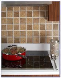 Peel And Stick Floor Tiles Walmart Peel Nu Stick Tile  In X - Peel n stick backsplash