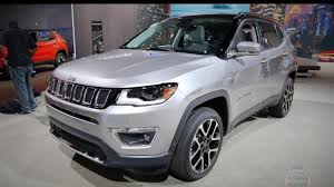 jeep trailhawk blue 2017 jeep compass unveiled on sale next spring kelley blue book