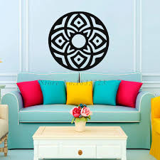 indian home decor olivia decor decor for your home and office living room art wall stickers indian mandalas pattern wall decals vinyl hollow out home decoration