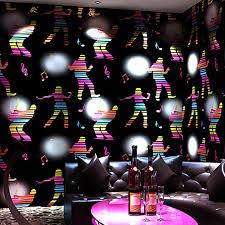 Song Bedroom Aliexpress Com Buy Song And Dance Hall Wallpaper 3d Bedroom