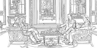 sherlock the mind palace the official colouring book amazon co