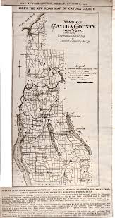 Road Map Of Upstate New York by New Additions U0026 Links Cayuga Co Nygenweb Project