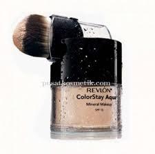 Bedak Revlon Colorstay revlon colorstay aqua mineral