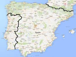 Almeria Spain Map by Spain Golf Escorted Golf Tours Ladies Golf Tours Golf