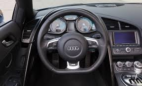 Audi R8 Interior - audi r8 review and photos
