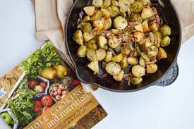 thanksgiving diabetes sauteed brussels sprouts with apples shallot and whole grain