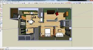 plan renos 3d avant sketchup renovation3d