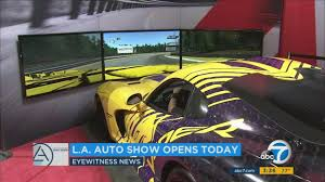 la auto show opens to the will be around for thanksgiving