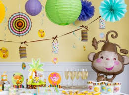 yellow baby shower ideas baby shower decorating ideas party city