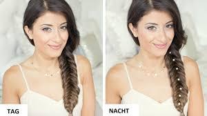 Einfache Frisuren Lange Glatte Haare by Einfache Anleitungen Für Schicke Frisuren Für Den Alltag