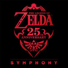 anniversary album legend of 25th anniversary symphony radio hyrule