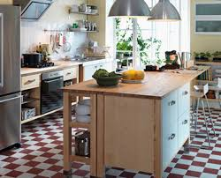Ideas For Freestanding Kitchen Island Design Kitchen Interior Kitchen Ideas Featuring Wooden Freestanding