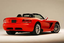 pictures of dodge viper a look back at the dodge viper autotrader