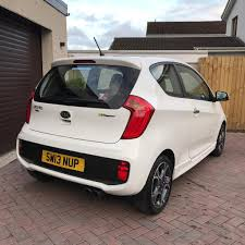 2013 kia picanto 1 25 white edition ecodynamics 3yrs warranty