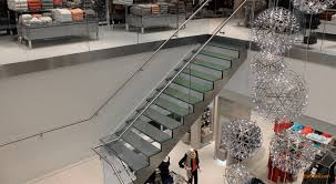 glass staircase glass stairs glass staircases