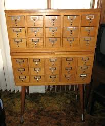 index card file cabinet library index card file cabinet 3x5 index card file cabinets 7