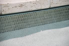 How To Install Mosaic Tile Backsplash In Kitchen by Failure Of Glass Mosaic Tile Aquatic Technology Pool U0026 Spa