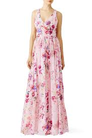 slate u0026 willow pink floral fields maxi dress be the best dressed