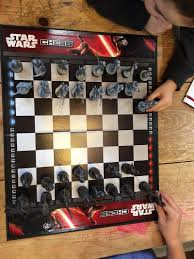 the star wars chess game perfect holiday gift for fans lady and