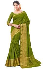 online shopping raw silk sarees sudarshan silks green color green
