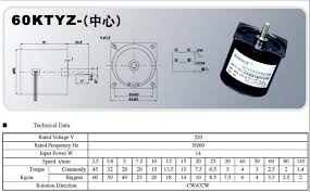zhengke 220v 14w ac synchronous motor gear a60ktyz full range of