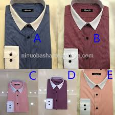 different collar and cuff shirt different collar and cuff shirt